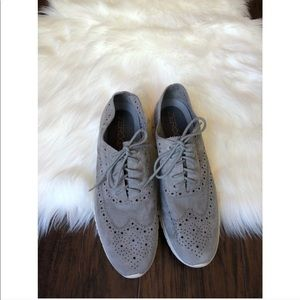 Cole haan zerogrand wing tip Oxford shoes